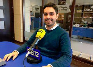 Antonio González, secretario del PSOE de Vejer