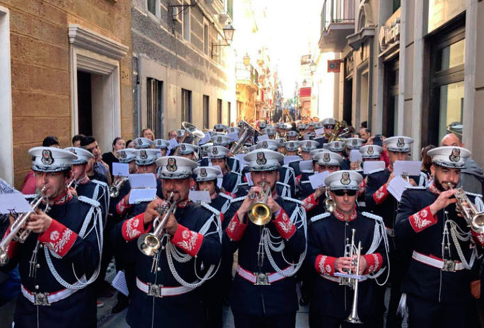 Agrupación Musical Virgen de la Oliva de Vejer