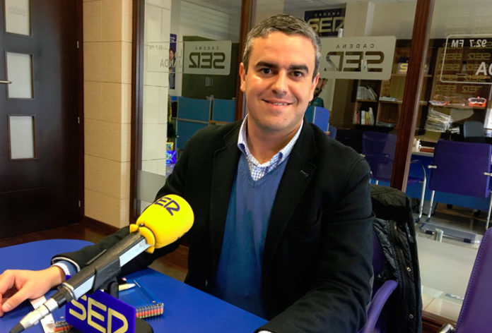José Ortiz, Alcalde de Vejer