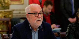 Antonio Alba Diputado Provincial de IU