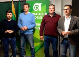 La asamblea de Andalucía Por Sí (AxSí) en Paterna