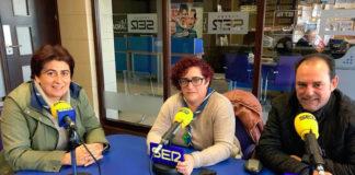 Manoli Gil y Sandra Fernández, del grupo scout EDEN 309
