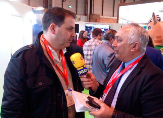 José Manuel Gómez, gerente de Distintivos de Calidad