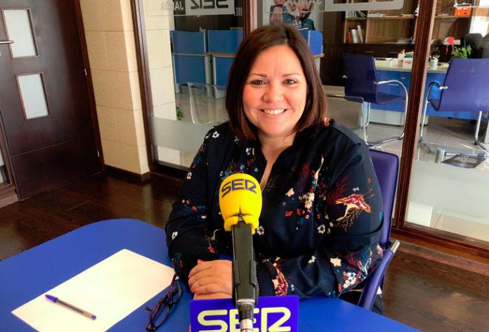 Carmen Sánchez PSOE Conil