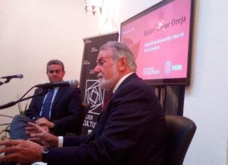 Jaime Mayor Oreja en el ciclo 'Tertulias en vejer'