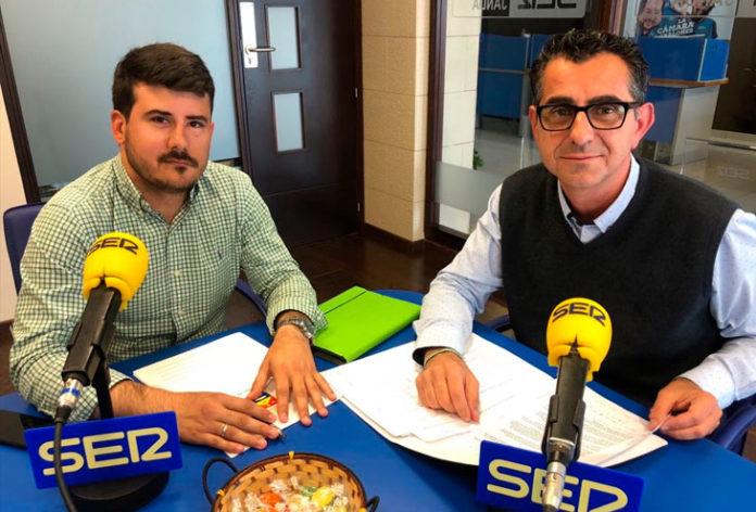 Miguel Molina y Javier Rodríguez