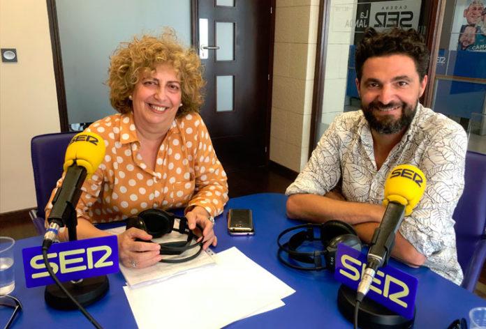 Sergio Román y Ana Pérez