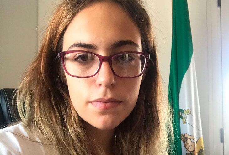 María Isabel Romero.