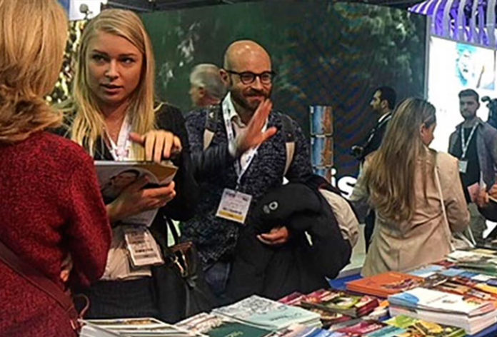 Feria Internacional de Turismo de Londres