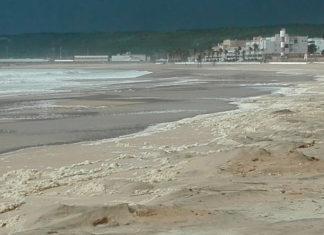 Playa de El Carmen