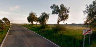 La carretera Medina-Paterna
