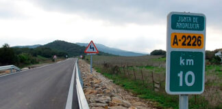 Carretera del Castaño, la A-2226