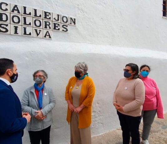 Callejon Dolores Silva